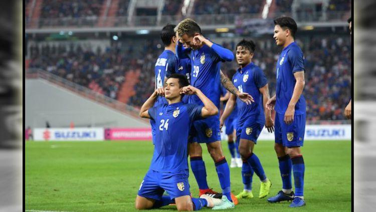 Thailand vs Indonesia Copyright: © Twitter@affsuzukicup18