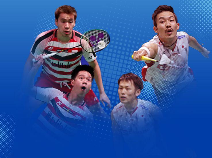 3 Fakta Mengejutkan Jelang Kevin/Marcus vs Kamura/Sonoda di Hong Kong Open