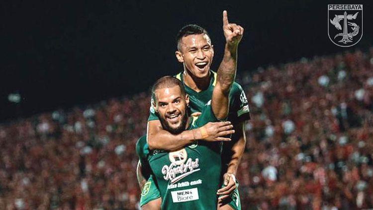 Bali United vs Persebaya. Copyright: © Instagram@officialpersebaya