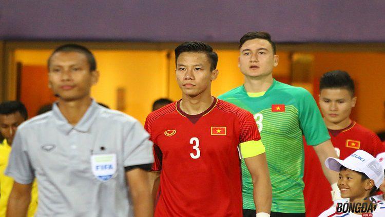 Kapten Timnas Vietnam, Nguyen Duc Hai. Copyright: © Bongda.vn