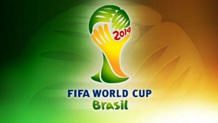 Logo Piala Dunia 2014. Copyright: © Istimewa