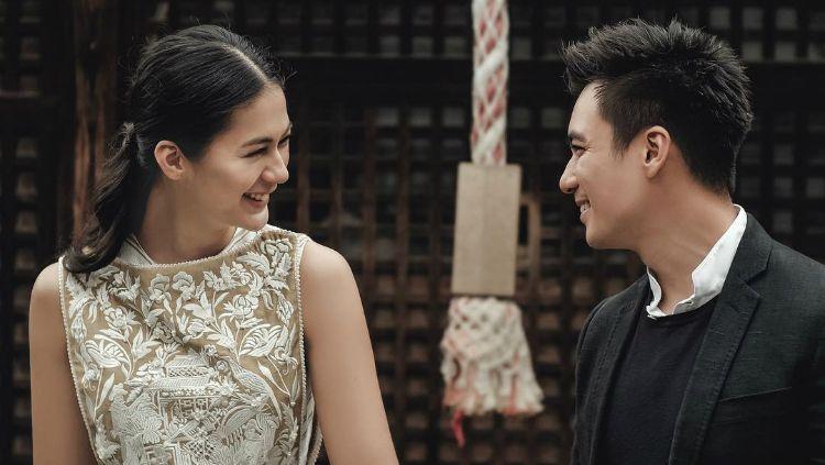 Paula Verhoeven dan Baim Wong. Copyright: © Instagram/Paula Verhoeven