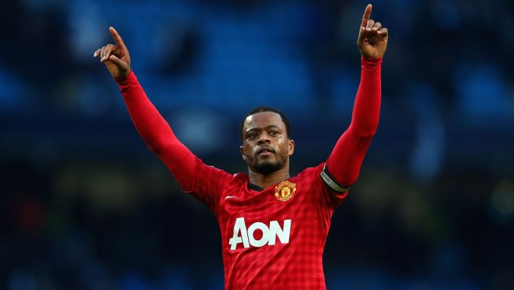 Mantan Pemain Manchester United, Patrice Evra Copyright: © The Busby Babe