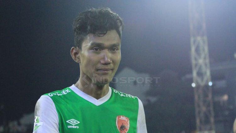 Hilman Syah (Kiper PSM Makassar Copyright: © Wira Wahyu Utama/INDOSPORT
