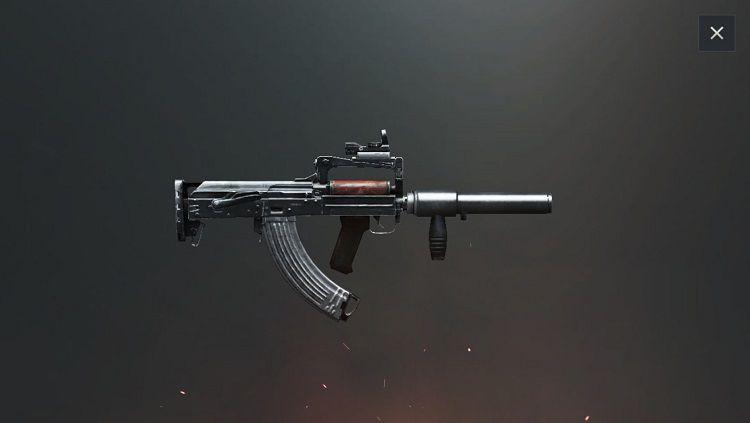 Groza senjata mematikan di PUBG Copyright: © Zilliong Gamer
