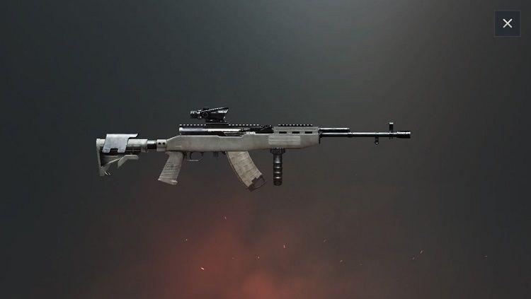 SKS senjata mematikan di PUBG Copyright: © Zilliong Gamer