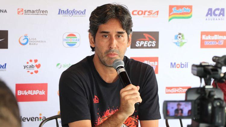 Pelatih Persija, Stefano Cugurra Teco Copyright: © Media Persija