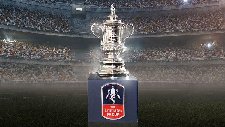 Piala FA Copyright: © INDOSPORT