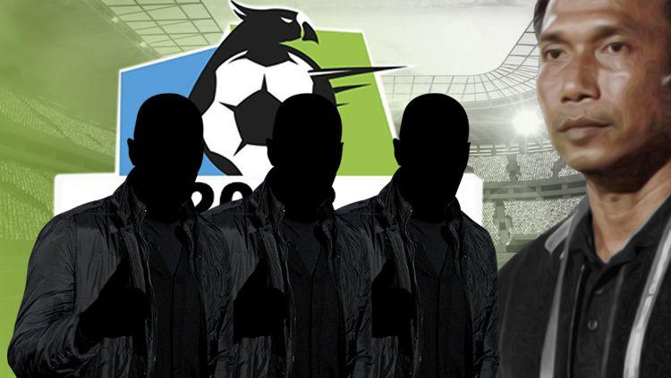 4 pelatih kawakan Liga 1 yang kemungkinan hengkang dari klubnya di akhir musim, diantaranya, Widodo Cahyono Putro Copyright: © INDOSPORT