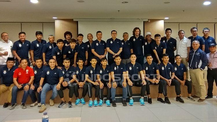 Klub futsal IPC Pelindo II Jakarta. Copyright: © Zainal Hasan/INDOSPORT