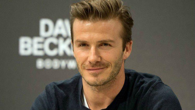 David Beckham kabarnya berencana untuk merekrut striker Real Madrid, Barcelona, dan Paris Saint-Germain ke klub Major League Soccer (MLS), Inter Miami. Copyright: © The Indian Express