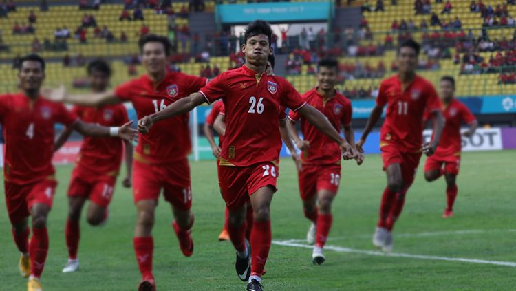 Lwin Moe Aung (Myanmar) Copyright: © Getty Images