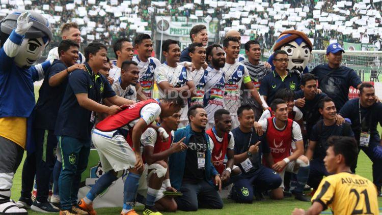 Skuat PSIS Semarang. Copyright: © Fitra Herdian/Indosport.com