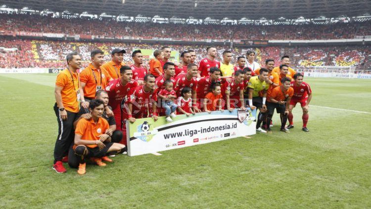 Skuat Persija Jakarta Copyright: © Herry Ibrahim/Indosport.com