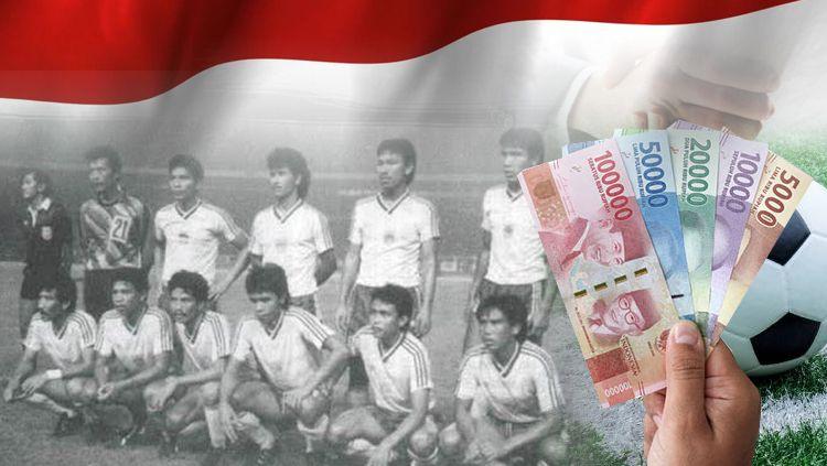 Timnas Indonesia 1962 Copyright: © Eli Suhaeli/INDOSPORT