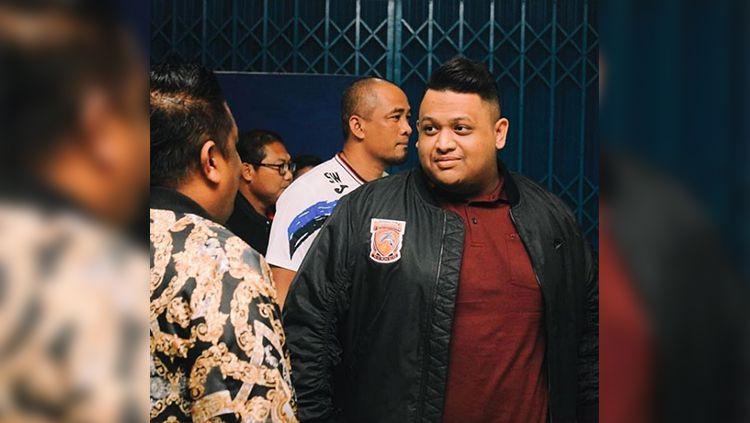 Presiden Borneo FC, Nabil Husein. Copyright: © Instagram/@nabilhusein99