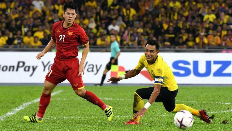 Malaysia vs Vietnam. Copyright: © AFF