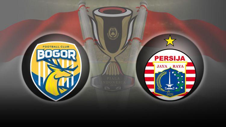 Bogor FC vs Persija Jakarta Copyright: © Indosport.com