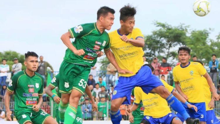 Pertandingan Piala Presiden 2018 babak 64 Besar: Kepri Jaya vs PSMS Medan Copyright: © www.instagram.com/psmsmedanofficial