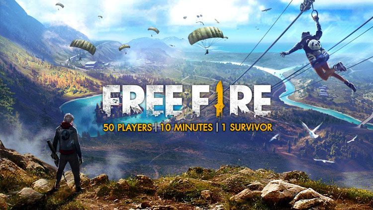 Game eSports, Free Fire. Copyright: © 1Mobile