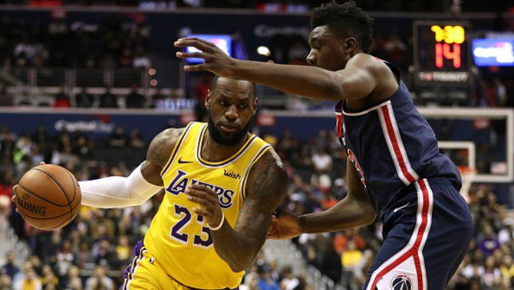 Cavaliers Vs Lakers 2018 >> Hasil Pertandingan Nba 2018 2019 Hari Ini Senin 17 Desember