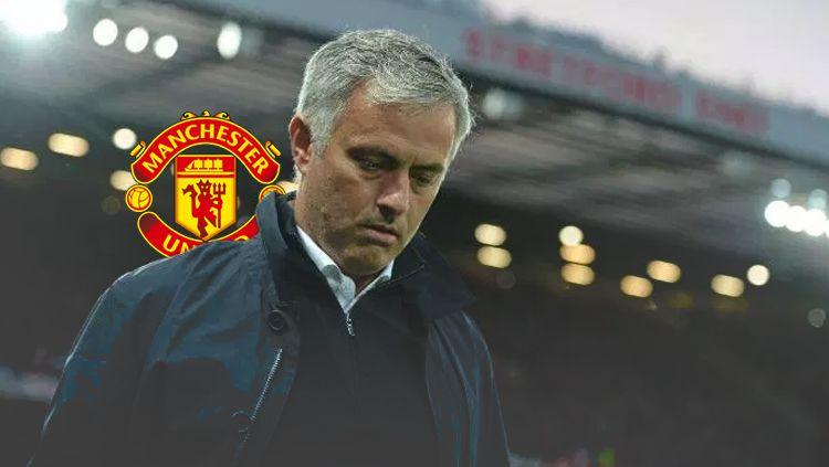 Jose Mourinho mengatakan ada satu kejadian yang membuatnya marah saat melatih Manchester United. Copyright: © INDOSPORT