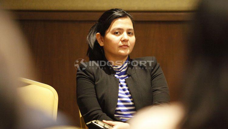 Media Malaysia soroti pengganti Ratu Tisha Destria sebagai Sekretaris Jenderal (Sekjen) PSSI yang diketahui merupakan adik ipar dari Mochamad Iriawan alias Iwan Bule. Copyright: © Herry Ibrahim/INDOSPORT