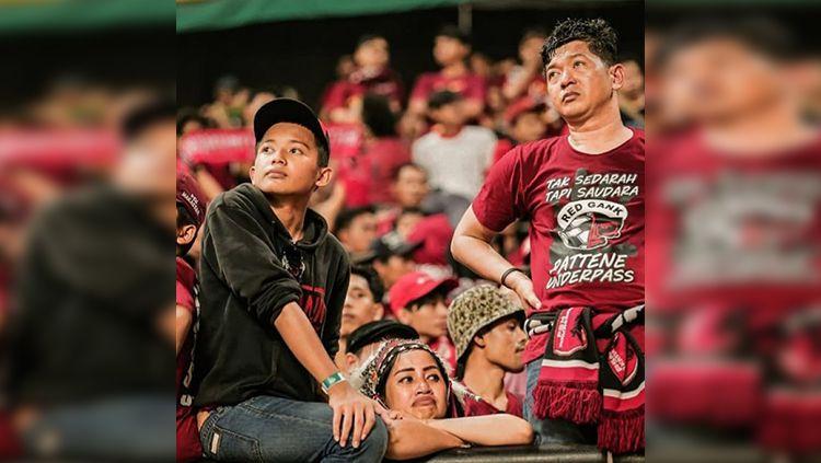 Kelompok Suporter PSM Makassar Copyright: © Istimewa