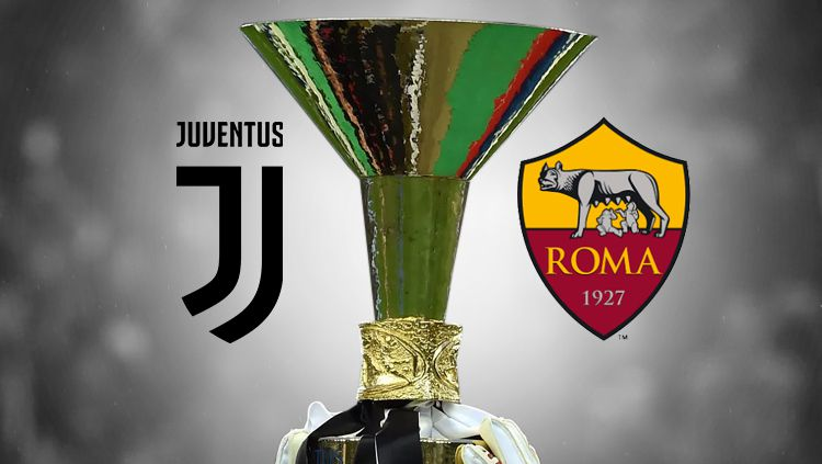 Juventus vs AS Roma Copyright: © INDOSPORT
