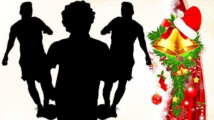 Ilustrasi tiga kompetisi olahraga ini paksa pemainnya terus berlaga di hari natal. Copyright: © INDOSPORT