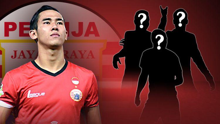 Ryuji Utomo Datang, 3 pemain ini berpeluang tinggalkan Persija Jakarta. Copyright: © Indosport.com