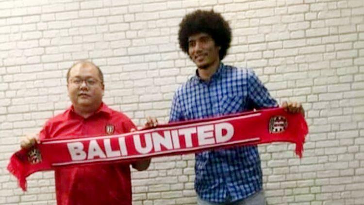 Bali United datangkan Ahmad Maulana Putra Copyright: © IG: Indos.transfer