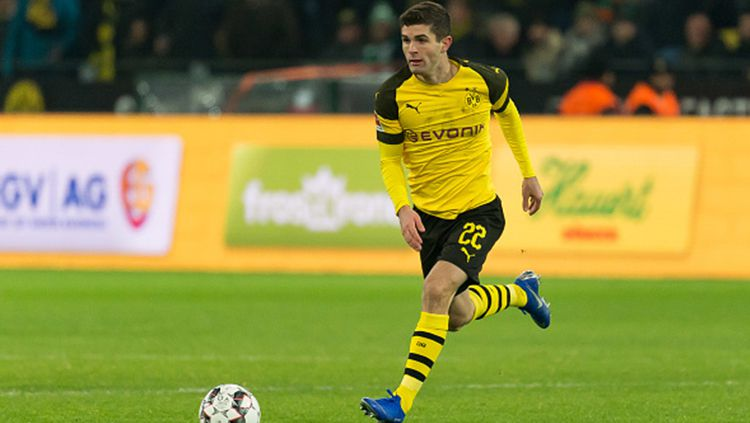 Christian Pulisic Copyright: © GettyImages