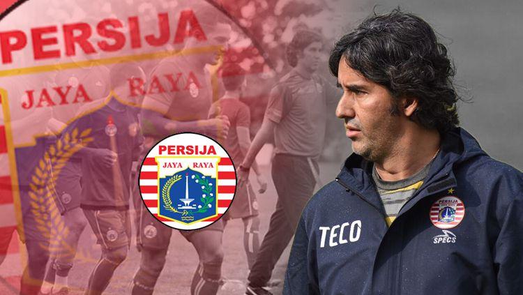 Stefano Cugurra Teco pelatih Peersija. Copyright: © INDOSPORT