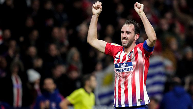 Diego Godin Copyright: © Getty Images