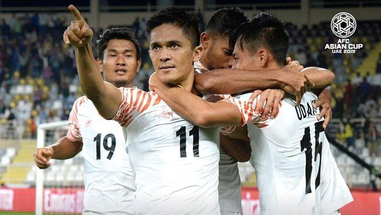 Bisa persulit Timnas Indonesia, India diisukan bergabung ke federasi sepak bola Asia Tenggara atau ASEAN (AFF). Copyright: © Instagram/afcasiancup