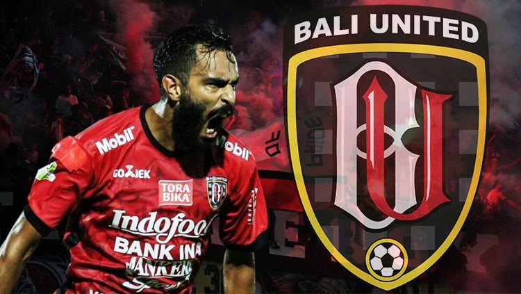 Merasa Dirugikan, Ini 3 Klarifikasi Marcos Flores ke Bali United Copyright: © INDOSPORT