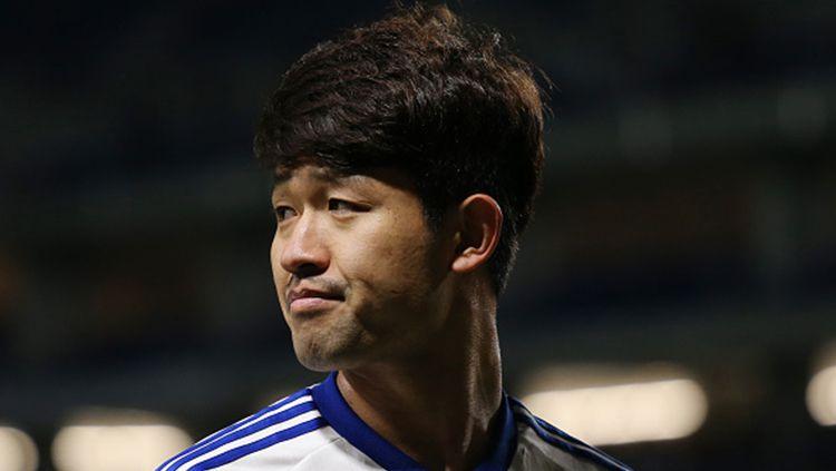 Lee Sang Ho saat bersaragam Suwon Samsung Bluewings FC Copyright: © Getty Images