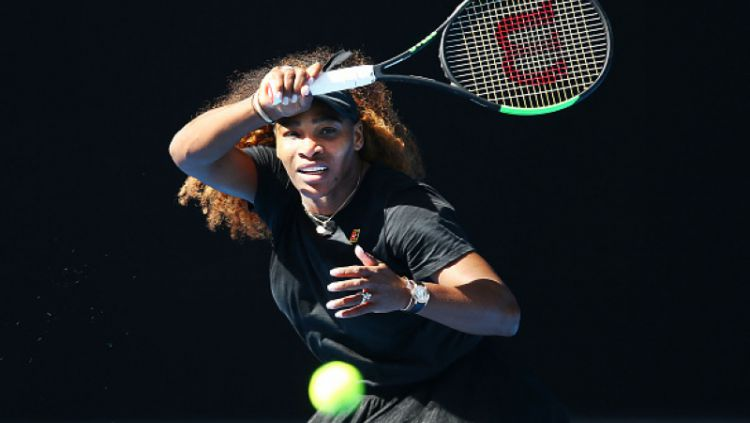 Serena Williams Copyright: © Getty Images