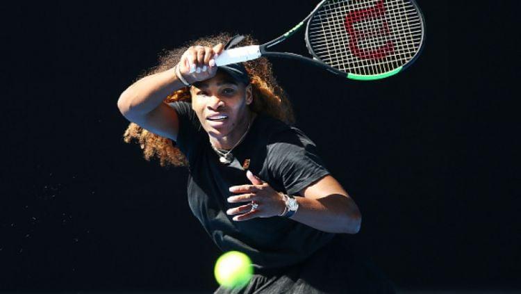 Petenis asal Amerika Serikat, Serena Williams. Copyright: © Getty Images