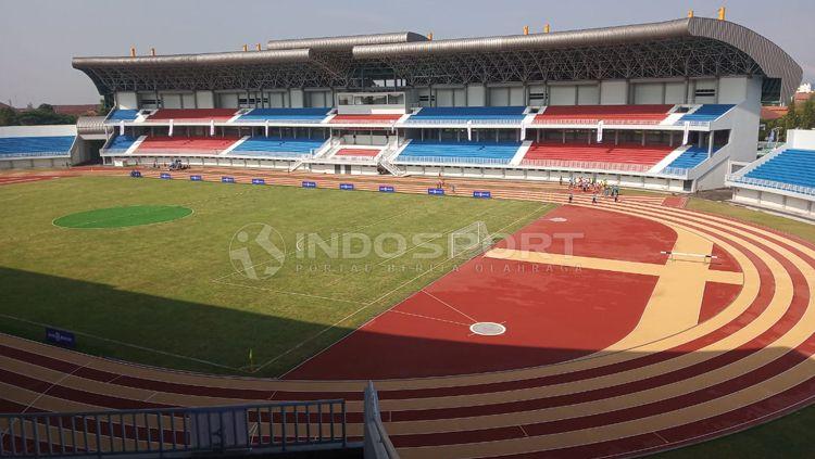 Stadion baru Mandala Krida Yogyakarta diresmikan Copyright: © Ronald Seger Prabowo/INDOSPORT