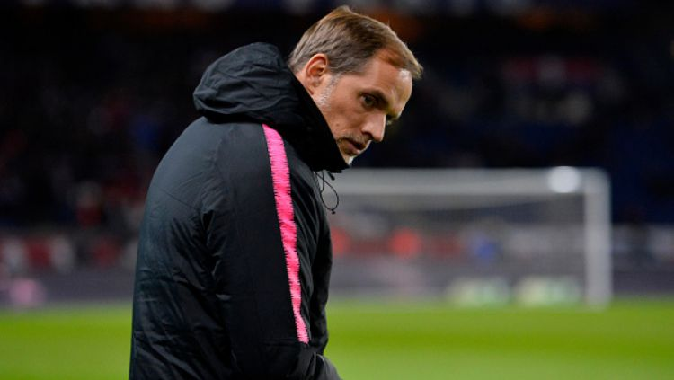 Pelatih PSG, Thomas Tuchel Copyright: © Getty Images