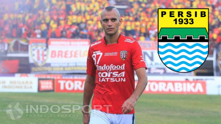 Kiko Insa - Persib Bandung. Copyright: © indosport