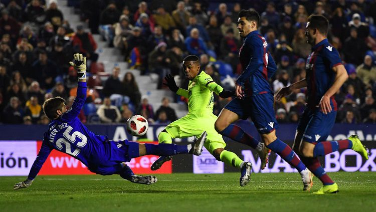 Levante vs Barcelona Copyright: © Getty Images