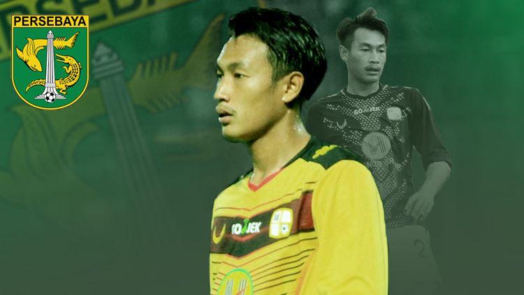 Hansamu Yama resmi gabung Persebaya Surabaya Copyright: © INDOSPORT