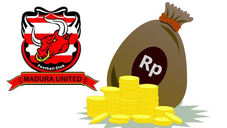 Ilustrasi kekayaan Madura United. Copyright: © INDOSPORT