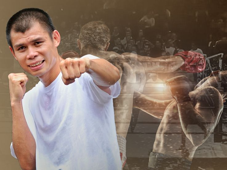 Chris John: Kisah Dramatis 'The Dragon' Juara Dunia WBA Satu Dekade Lalu