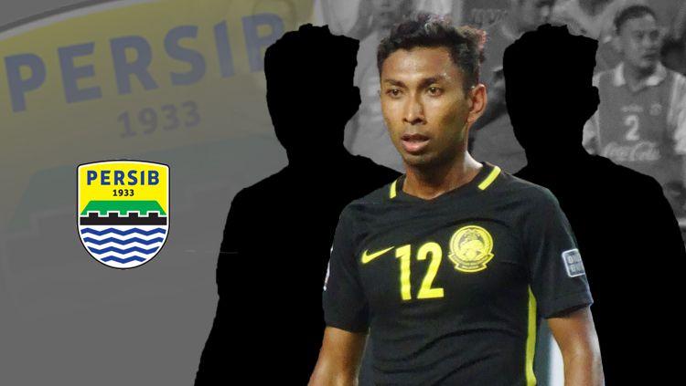 Tiga pemain Asia Tenggara yang bisa didatangkan Persib, diantaranya Akram Mahinan Copyright: © INDOSPORT
