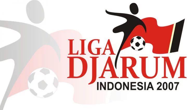 Logo Liga Djarum Indonesia 2007 Copyright: © Indosport.com