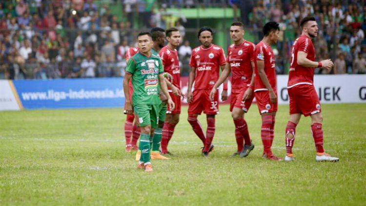 Erwin Ramdani, jebolan Diklat Persib yang Liga 1 2018 bermain untuk PSMS Medan. Copyright: © instagram.com/erwinramdanni